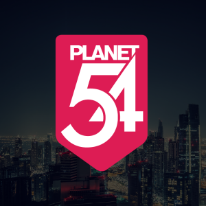 planet 54 logo south africa dropshipping