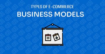 types of ecommerce business models