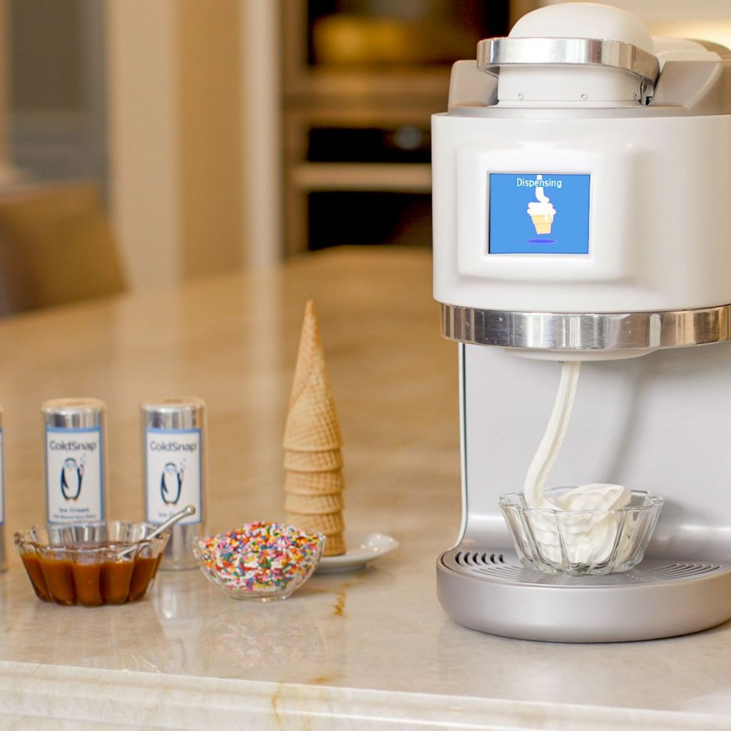 home ice cream machine